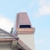 Copper Chimney Hood image 1