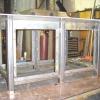 Steel Box Tubing Chimney Hood