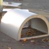 Steel Dome Chimney Dormer