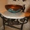 Custom Lave Sink Base