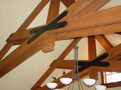 Ornamental Truss Connectors