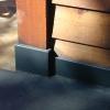 Hot Rolled Steel Baseboard