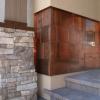 "Three Sixteenths (3/16\"") Copper Wall Panel"
