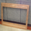 Pounded Mirror Copper Frame