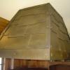 Cold Rolled Overlaid Panels Kitchen Hood Image 2