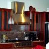 Custom Stainless Kitchen Hood