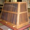 Patina Copper Kitchen Hood