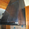 Patina Kitchen Hood