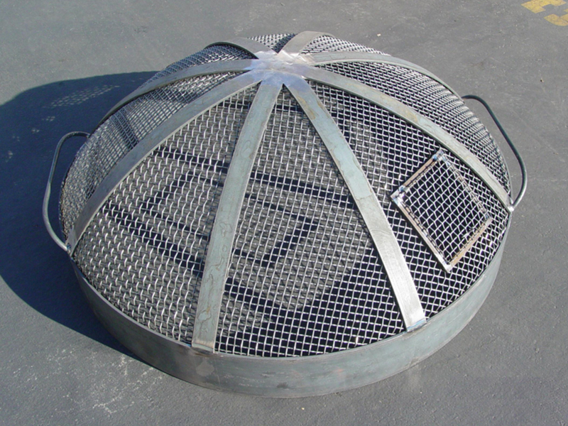 Fire Pit Ring Cover