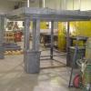 4-Sided Steel Fireplace