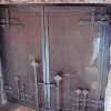 Hand Forged Fireplace Doors Image 1