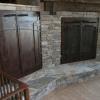 Patina TV and Fireplace Doors Image 1