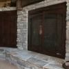 Patina TV and Fireplace Doors Image 2