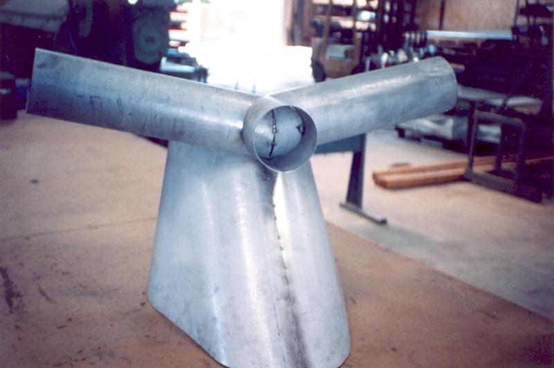 Steel Wye