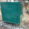 Bear Proof Garbage Enclosure