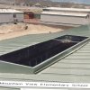 Commercial Skylight Flashing