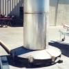 Steel Exhaust Pipe