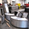 Welded Stainless Steel Duct Work