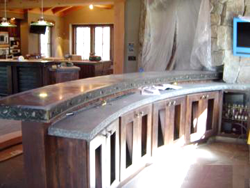 Scaled Bar Trim