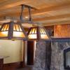 Custom Hanging Light Fixture