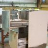 Custom Stainless Steel File Drawer