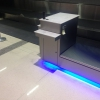 Dallas Love Field Point of Sale Podium for Aviation Industry