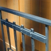 Hand Forged Handrail with Rivets Image 2
