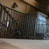 Patina Steel Handrail Image 1