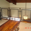 Scaled Steel and Wire Mesh Handrail