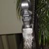 Scalloped Tube Custom Handrail