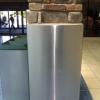 Stainless Steel Column Wrap